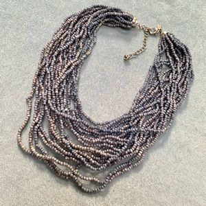 ❤️5 for $15 Chico's Multi Strand Stone Beaded Necklace